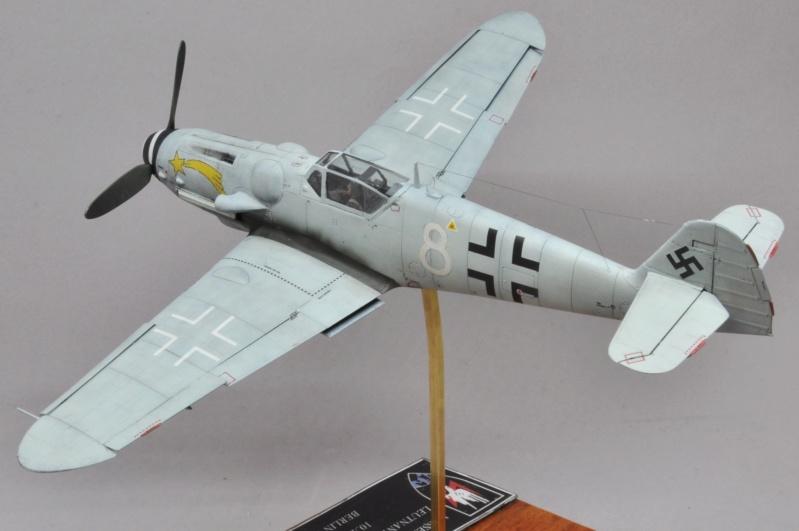 Messerschmitt Bf-109 G14 - Eduard - 1/48 Dsc_1414
