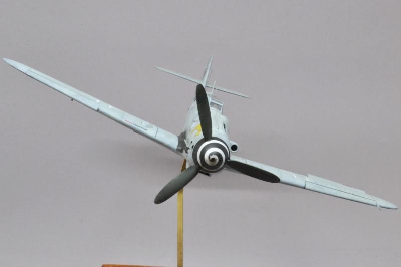 Messerschmitt Bf-109 G14 - Eduard - 1/48 Dsc_1415