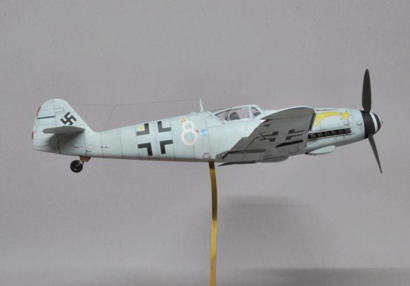 Messerschmitt Bf-109 G14 - Eduard - 1/48 Dsc_1417