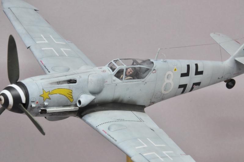 Messerschmitt Bf-109 G14 - Eduard - 1/48 Dsc_1418