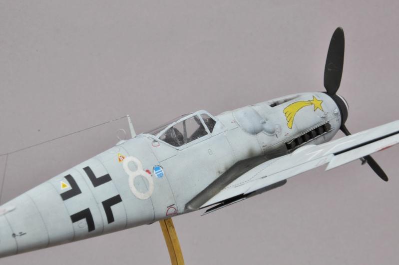 Messerschmitt Bf-109 G14 - Eduard - 1/48 Dsc_1419