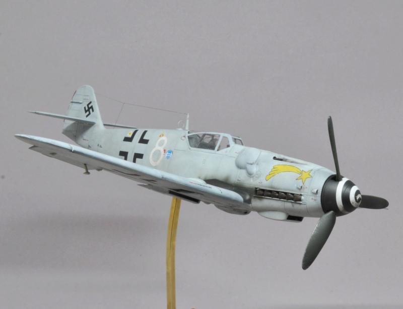 Messerschmitt Bf-109 G14 - Eduard - 1/48 Dsc_1420