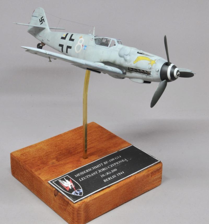 Messerschmitt Bf-109 G14 - Eduard - 1/48 Dsc_1421