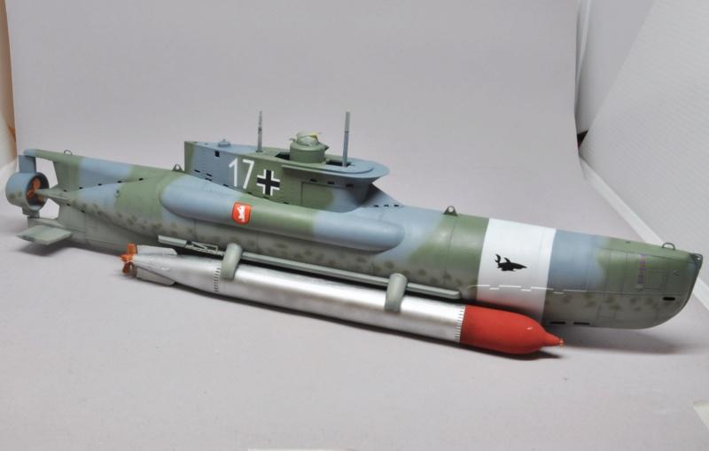 "Diorama sous-marin de poche ""Seehund"" - Bronco - 1/35 Dsc_1434"