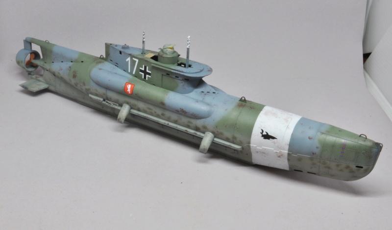 "Diorama sous-marin de poche ""Seehund"" - Bronco - 1/35 Dsc_1435"