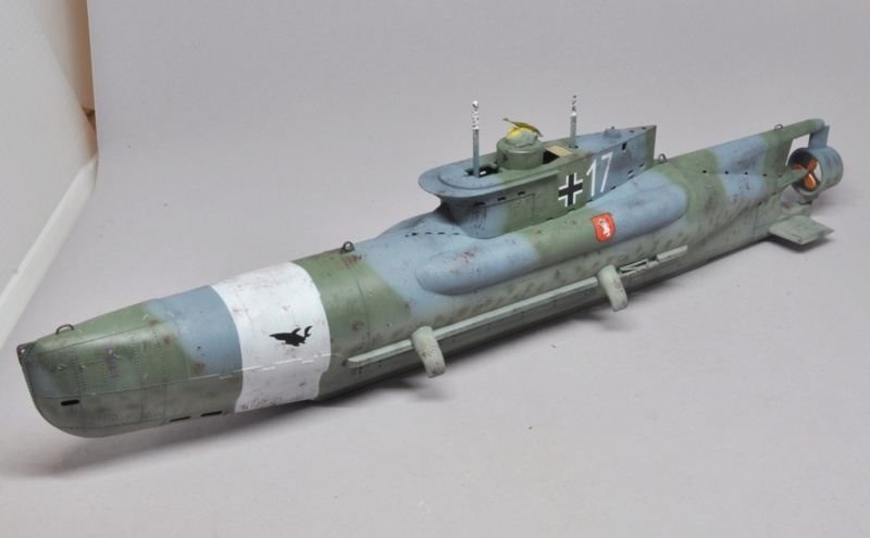 "Diorama sous-marin de poche ""Seehund"" - Bronco - 1/35 Dsc_1436"