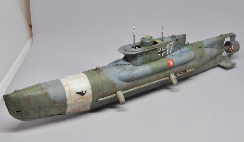 "Diorama sous-marin de poche ""Seehund"" - Bronco - 1/35 Dsc_1438"