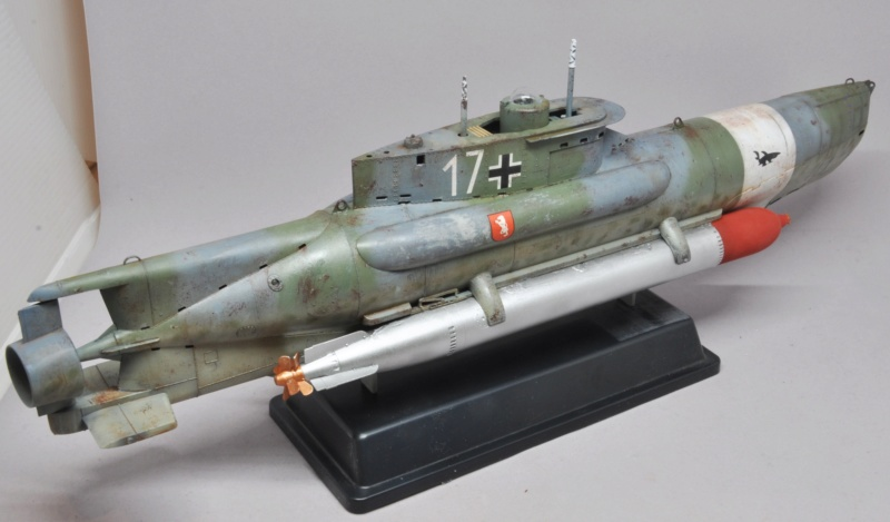 "Diorama sous-marin de poche ""Seehund"" - Bronco - 1/35 Dsc_1440"