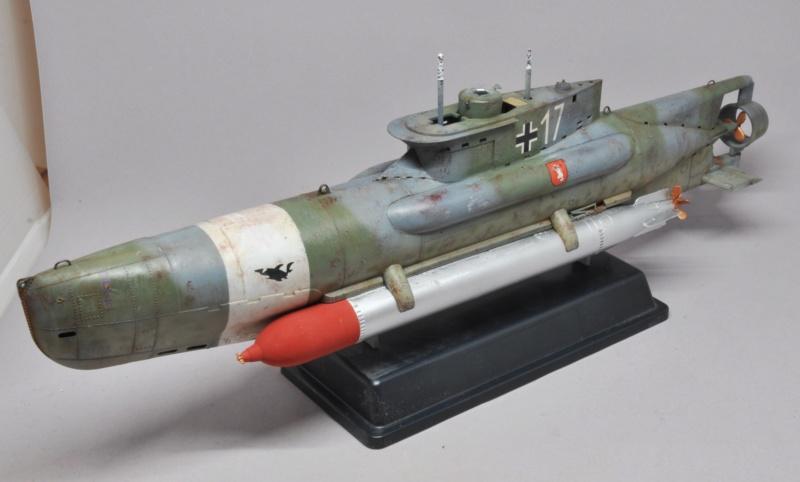 "Diorama sous-marin de poche ""Seehund"" - Bronco - 1/35 Dsc_1442"