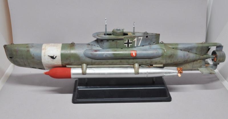 "Diorama sous-marin de poche ""Seehund"" - Bronco - 1/35 Dsc_1443"