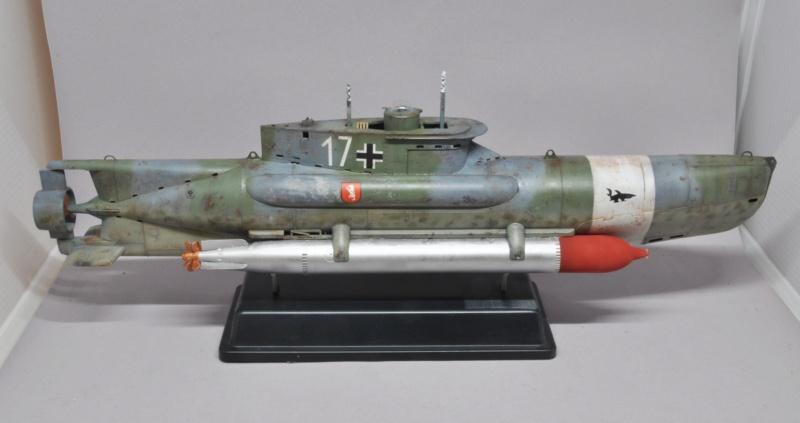 "Diorama sous-marin de poche ""Seehund"" - Bronco - 1/35 Dsc_1444"