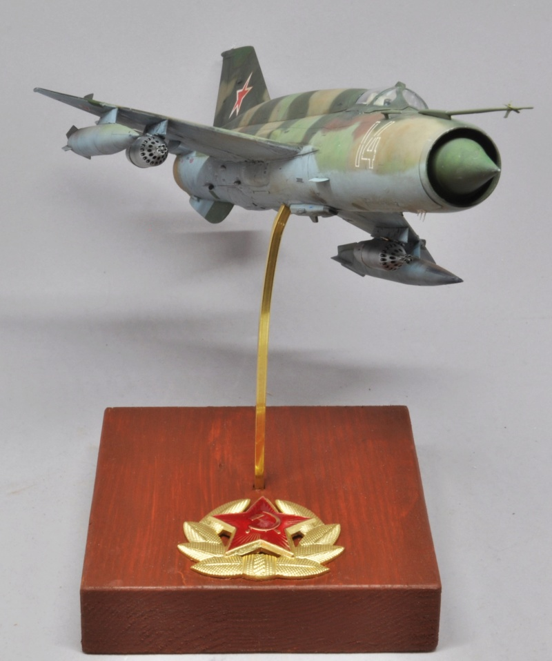Mikoyan-Gourevitch MiG-21 MT/SMT - Eduard -1/48 (Concours Fighter) Dsc_1492