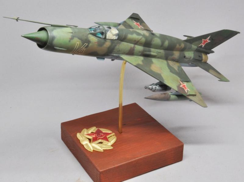 Mikoyan-Gourevitch MiG-21 MT/SMT - Eduard -1/48  Dsc_1494