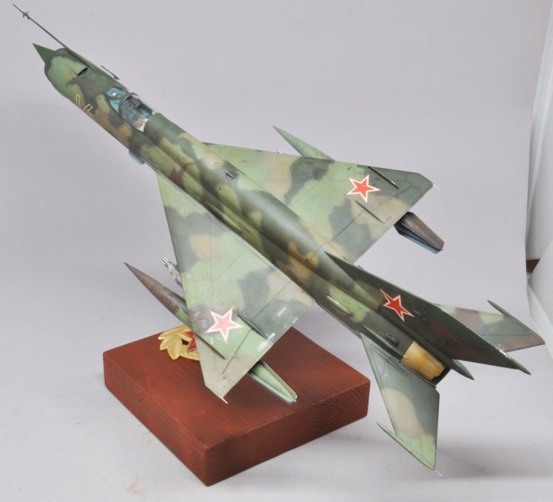 Mikoyan-Gourevitch MiG-21 MT/SMT - Eduard -1/48 (Concours Fighter) Dsc_1495