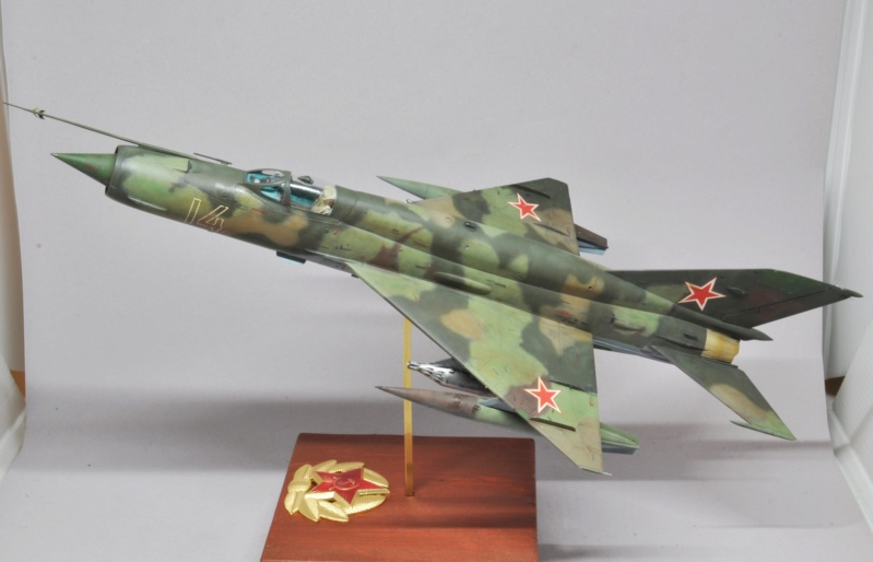 Mikoyan-Gourevitch MiG-21 MT/SMT - Eduard -1/48  Dsc_1496