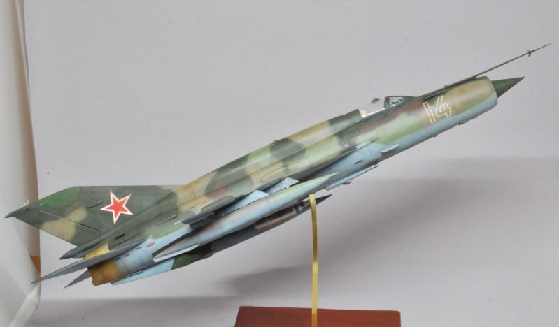 Mikoyan-Gourevitch MiG-21 MT/SMT - Eduard -1/48  Dsc_1497