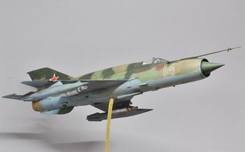 Mikoyan-Gourevitch MiG-21 MT/SMT - Eduard -1/48  Dsc_1501