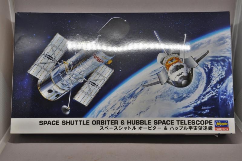 Navette spatiale Endeavour / Télescope Hubble - Hasegawa - 1/200 Dsc_1503