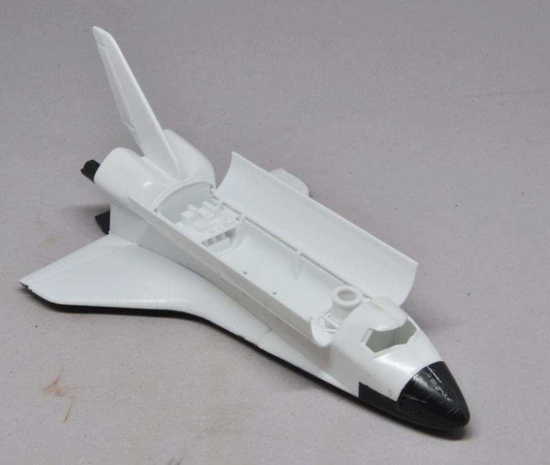 Navette spatiale Endeavour / Télescope Hubble - Hasegawa - 1/200 Dsc_1507