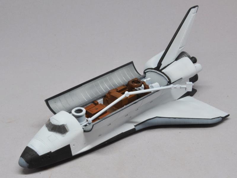 Navette spatiale Endeavour / Télescope Hubble - Hasegawa - 1/200 Dsc_1512