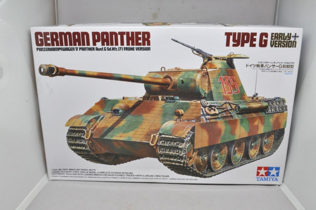 Panther Ausf G de Ernst Barkmann - bataille des Ardennes - Tamiya - 1/35 Dsc_1543