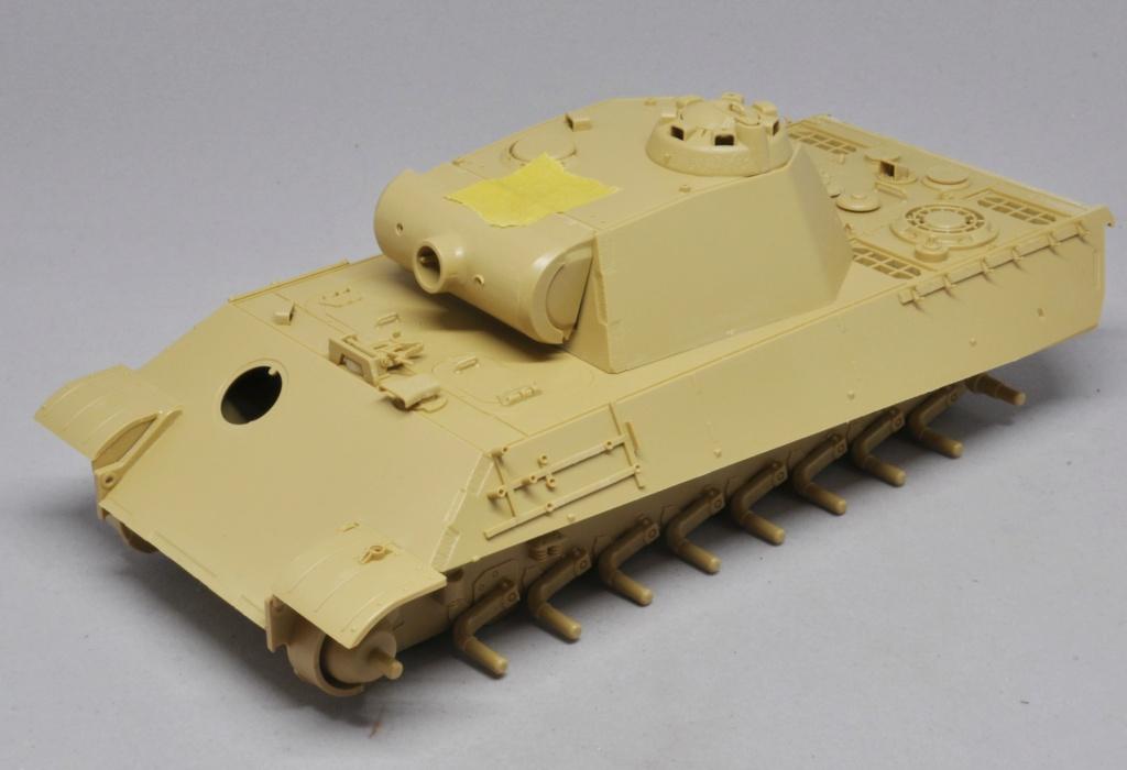 Panther Ausf G de Ernst Barkmann - bataille des Ardennes - Tamiya - 1/35 Dsc_1546