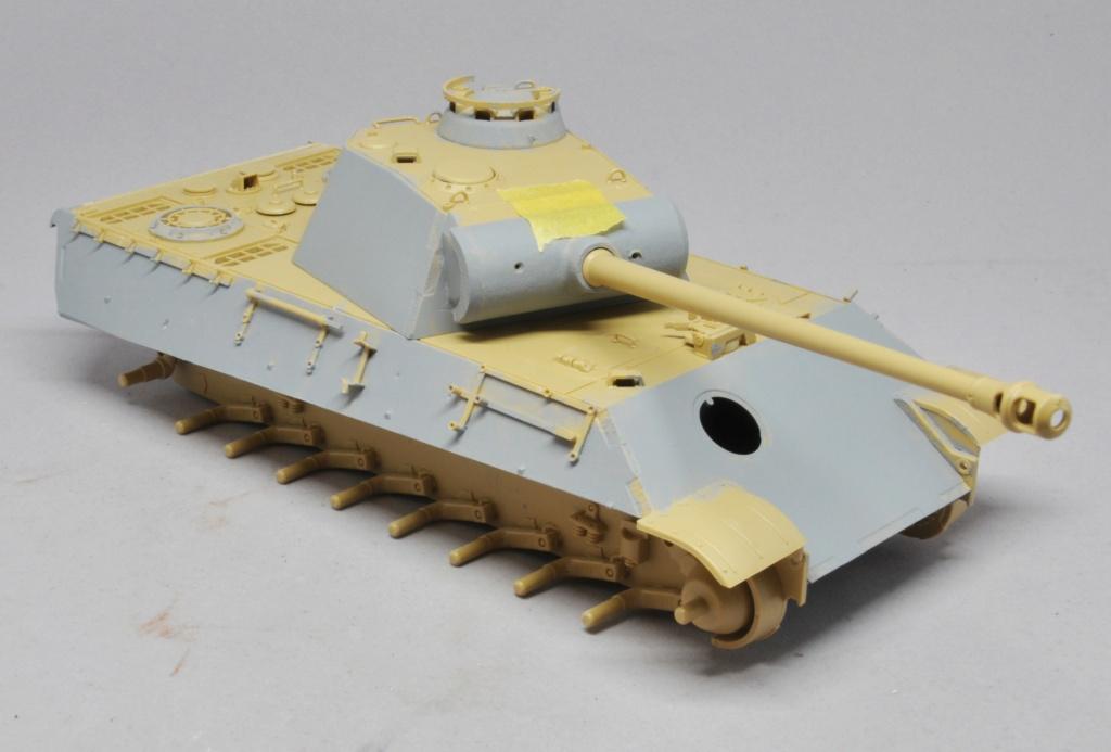 Panther Ausf G de Ernst Barkmann - bataille des Ardennes - Tamiya - 1/35 Dsc_1547