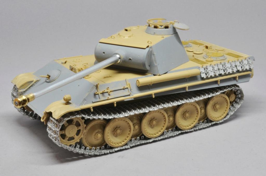 Panther Ausf G de Ernst Barkmann - bataille des Ardennes - Tamiya - 1/35 Dsc_1562
