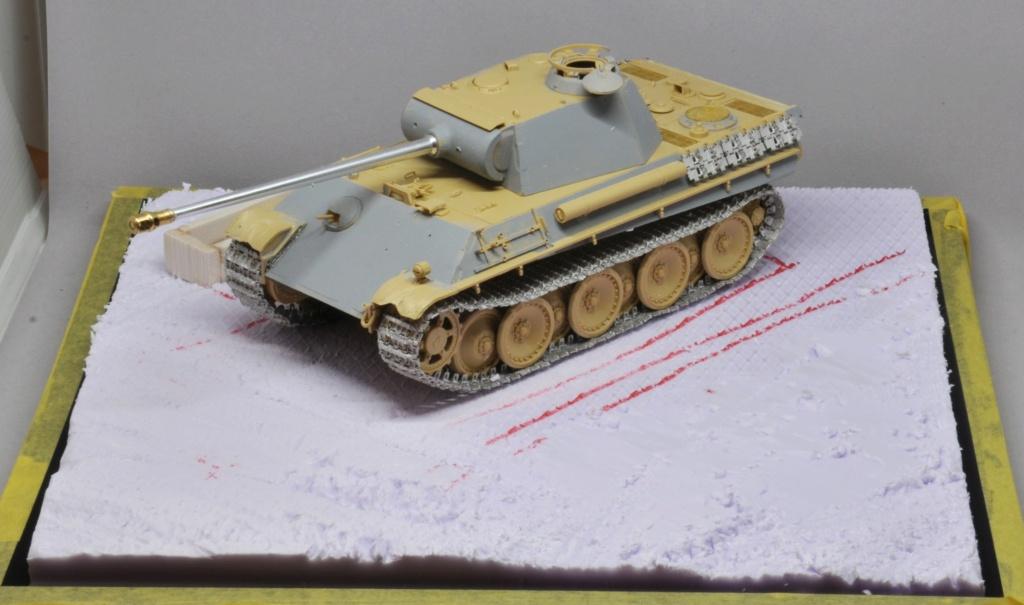 Panther Ausf G de Ernst Barkmann - bataille des Ardennes - Tamiya - 1/35 Dsc_1577