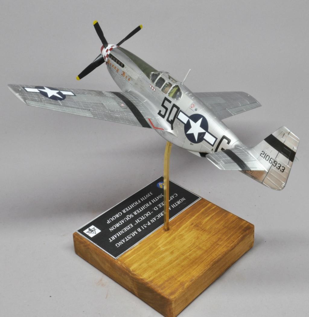 North American P-51 B Mustang - Tamiya - 1/48 Dsc_1598