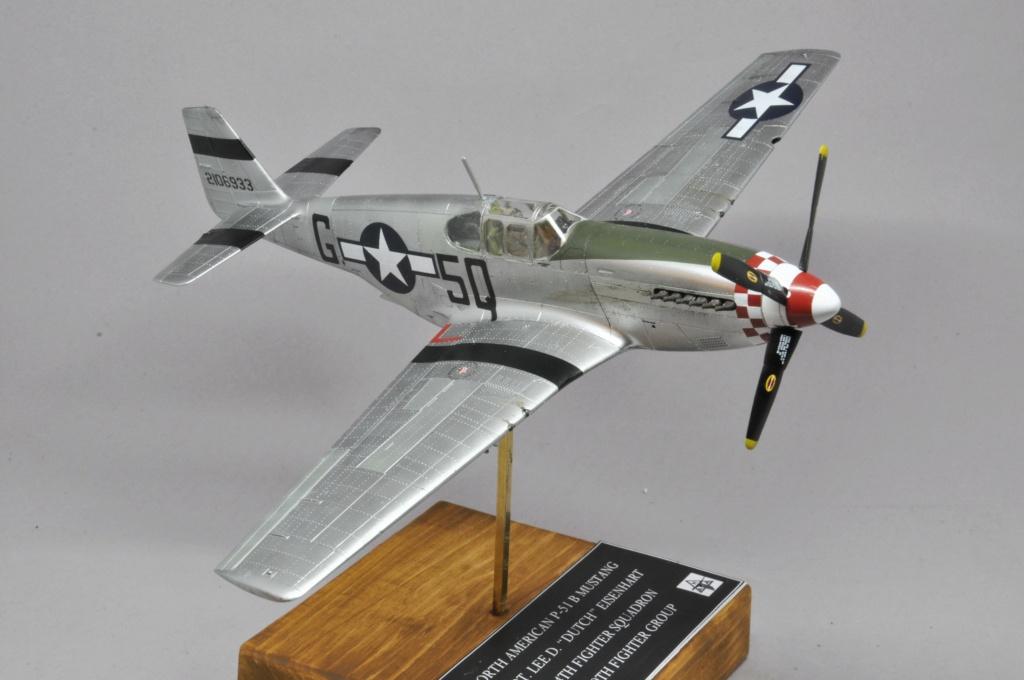 North American P-51 B Mustang - Tamiya - 1/48 Dsc_1599