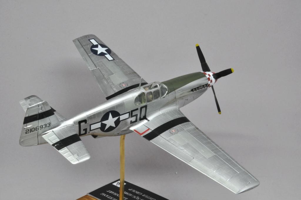North American P-51 B Mustang - Tamiya - 1/48 Dsc_1602