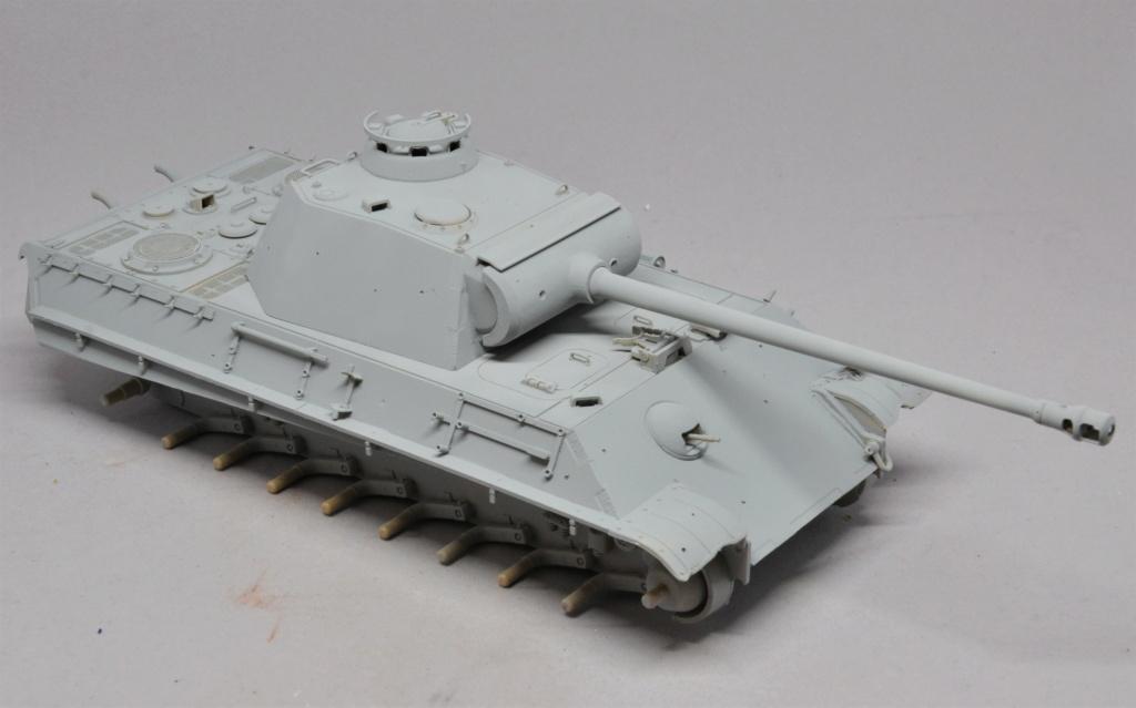 Panther Ausf G de Ernst Barkmann - bataille des Ardennes - Tamiya - 1/35 Dsc_1834