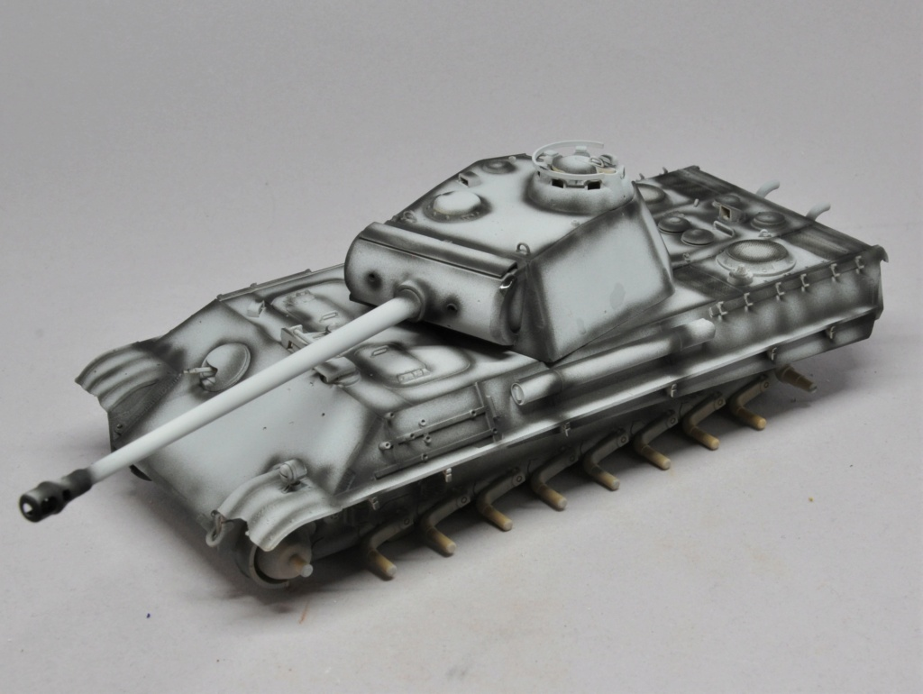 Panther Ausf G de Ernst Barkmann - bataille des Ardennes - Tamiya - 1/35 Dsc_1835