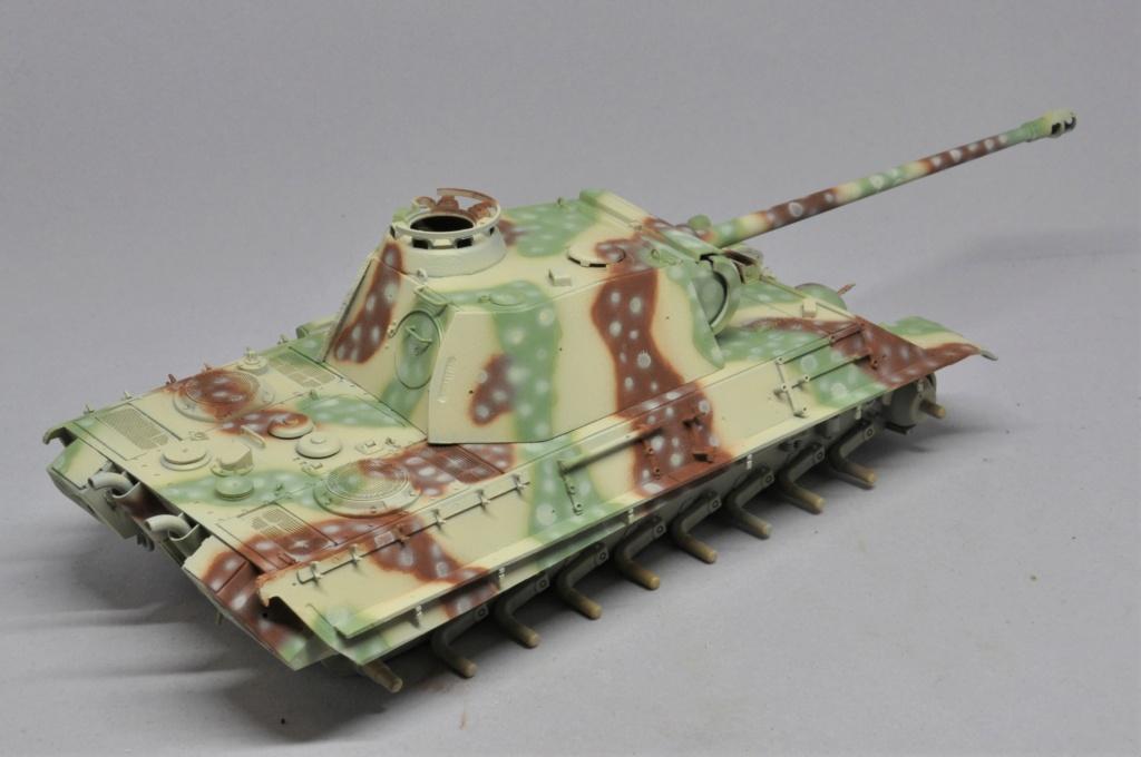 Panther Ausf G de Ernst Barkmann - bataille des Ardennes - Tamiya - 1/35 Dsc_1839