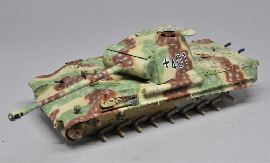 Panther Ausf G de Ernst Barkmann - bataille des Ardennes - Tamiya - 1/35 Dsc_1842