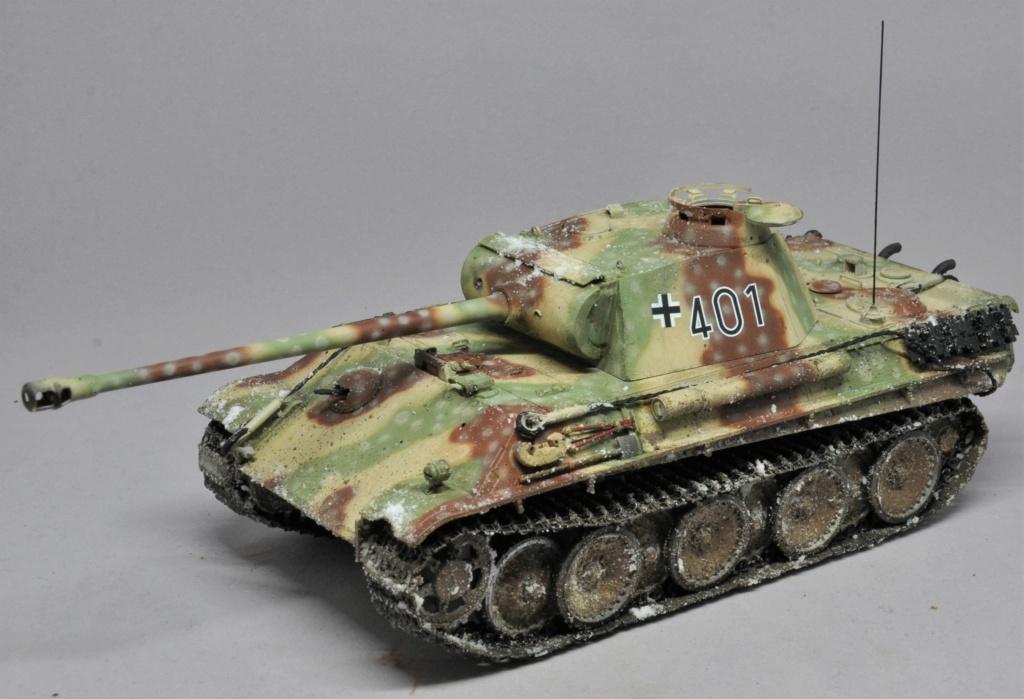 Panther Ausf G de Ernst Barkmann - bataille des Ardennes - Tamiya - 1/35 Dsc_1847