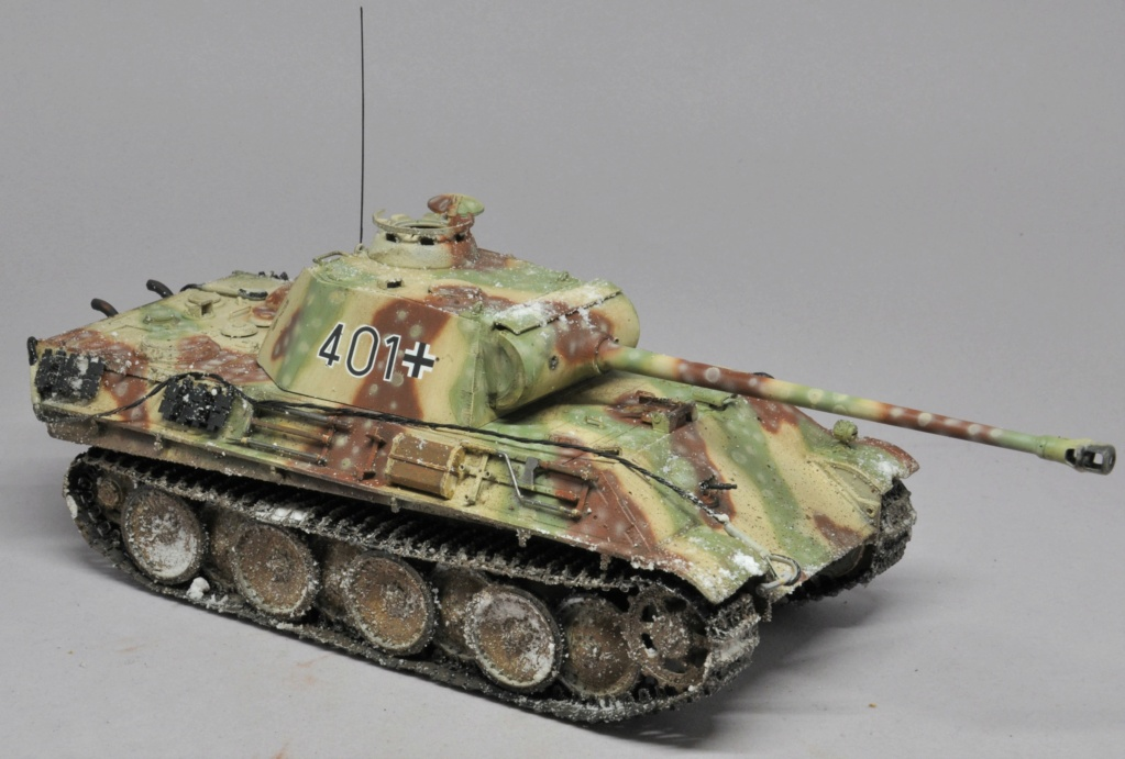 Panther Ausf G de Ernst Barkmann - bataille des Ardennes - Tamiya - 1/35 Dsc_1848