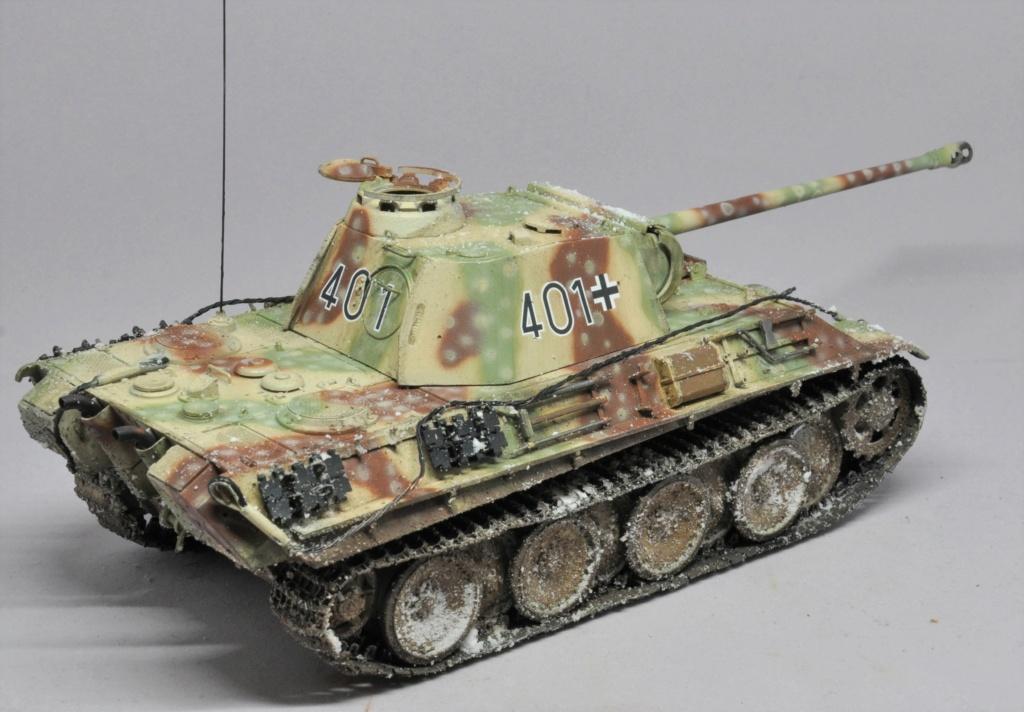 Panther Ausf G de Ernst Barkmann - bataille des Ardennes - Tamiya - 1/35 Dsc_1849