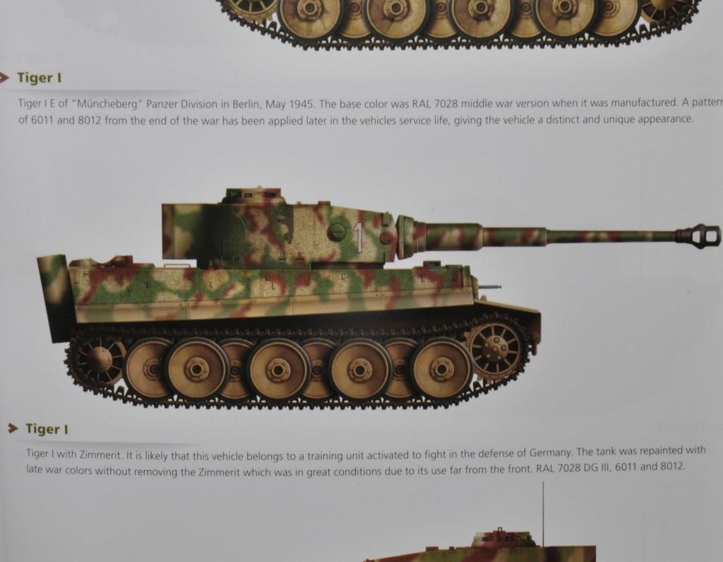 """""""Ein letztes Mal ?"""" Tiger 1 mid prduction - Panzer Division Müncheberg - Tamiya - 1/35 Dsc_1890"""