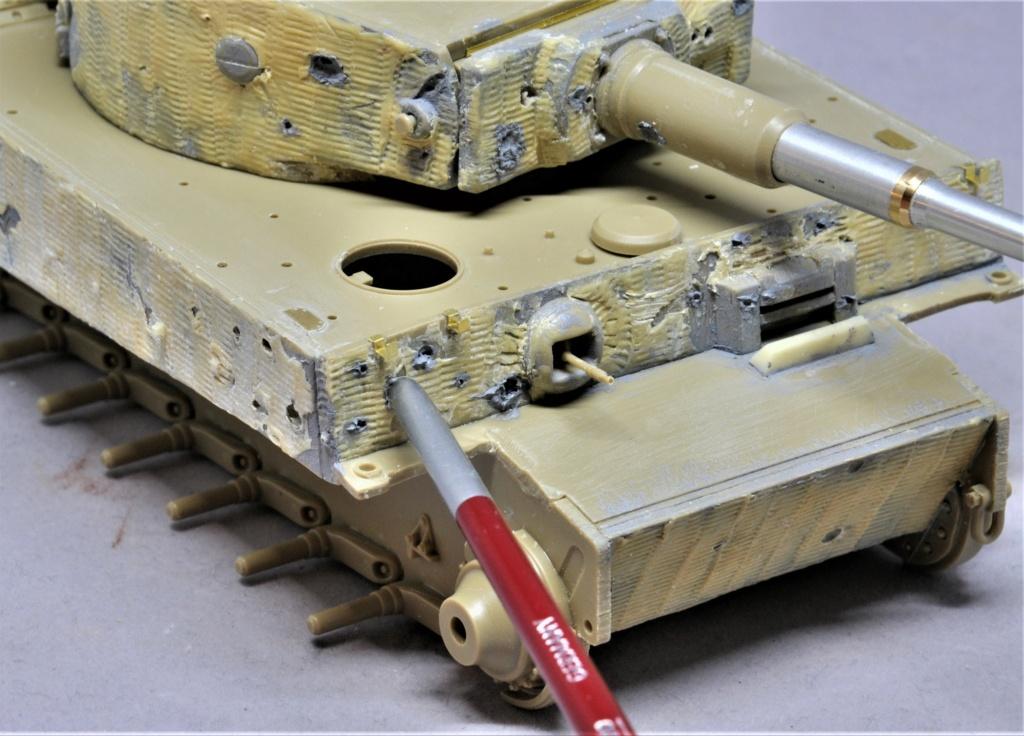 """""""Ein letztes Mal ?"""" Tiger 1 mid prduction - Panzer Division Müncheberg - Tamiya - 1/35 Dsc_1909"""