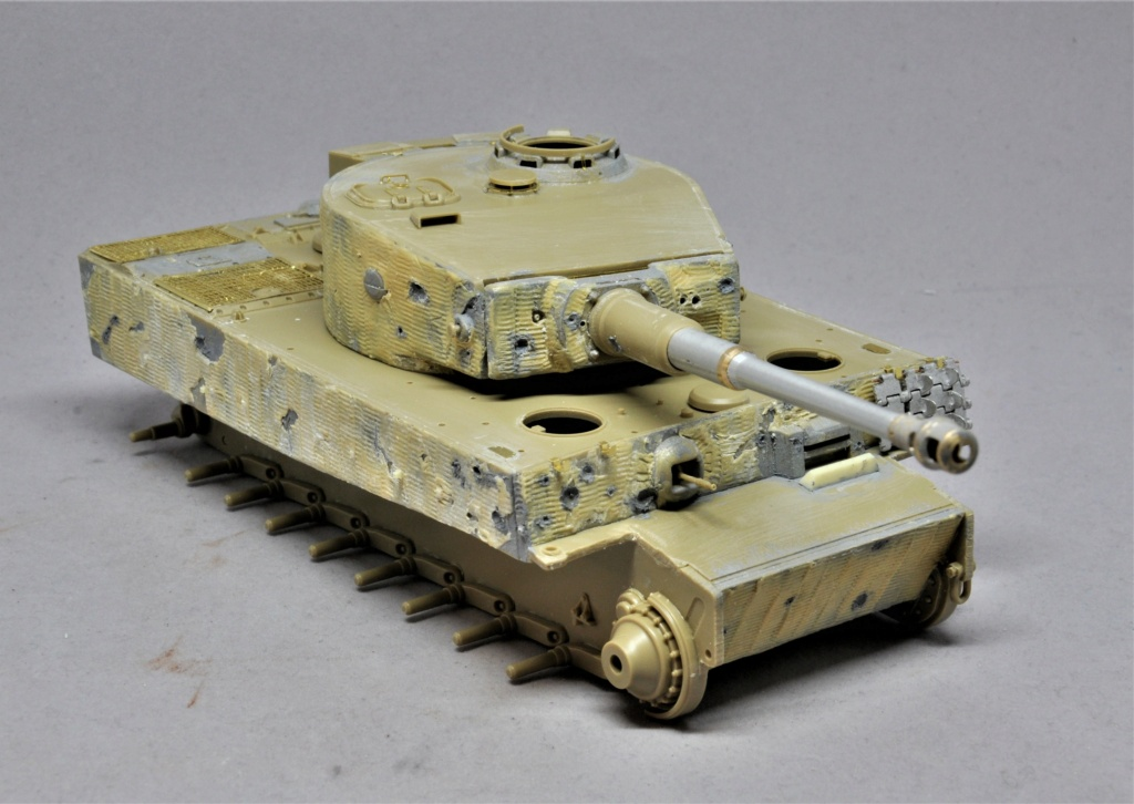 """""""Ein letztes Mal ?"""" Tiger 1 mid prduction - Panzer Division Müncheberg - Tamiya - 1/35 Dsc_1910"""