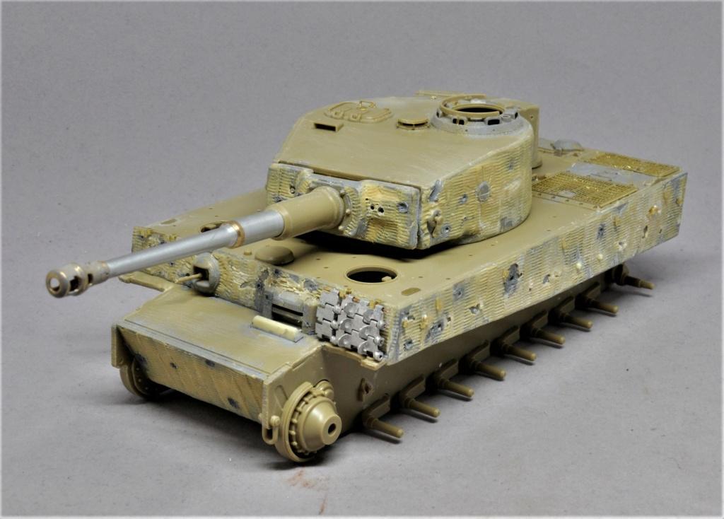 """""""Ein letztes Mal ?"""" Tiger 1 mid prduction - Panzer Division Müncheberg - Tamiya - 1/35 Dsc_1911"""