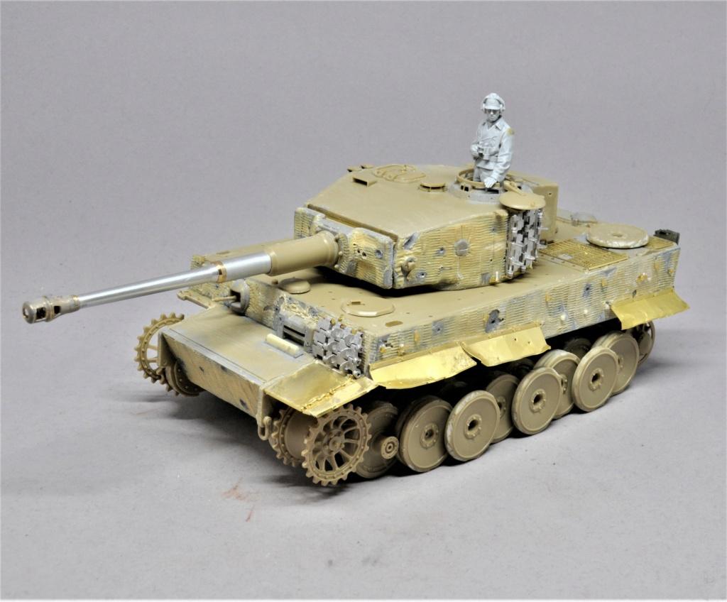 """""""Ein letztes Mal ?"""" Tiger 1 mid prduction - Panzer Division Müncheberg - Tamiya - 1/35 Dsc_1918"""