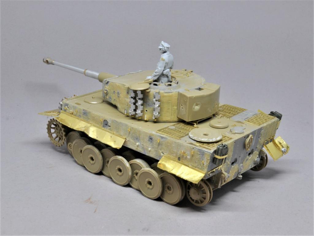 """""""Ein letztes Mal ?"""" Tiger 1 mid prduction - Panzer Division Müncheberg - Tamiya - 1/35 Dsc_1919"""