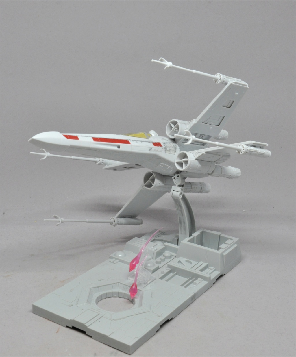 Star Wars X-Wing - Bandai 1/72 Dsc_1930