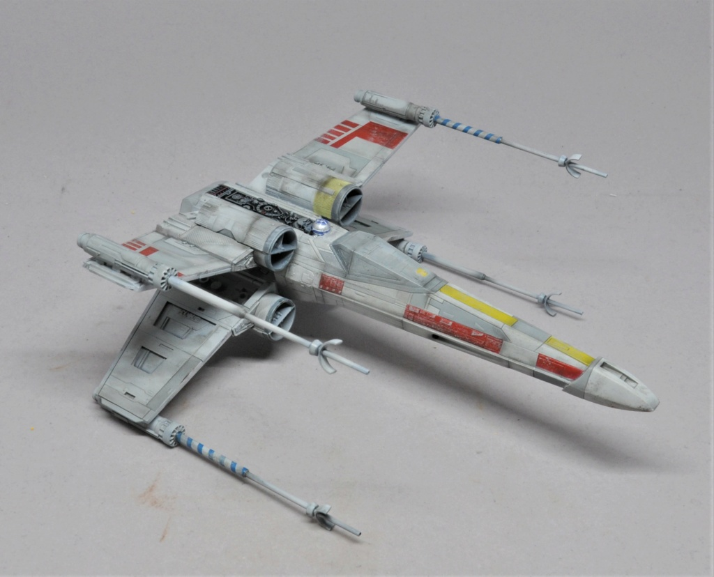 Star Wars X-Wing - Bandai 1/72 Dsc_1943