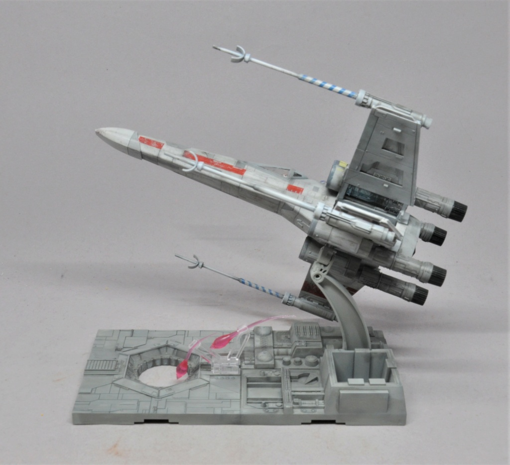 Star Wars X-Wing - Bandai 1/72 Dsc_1946