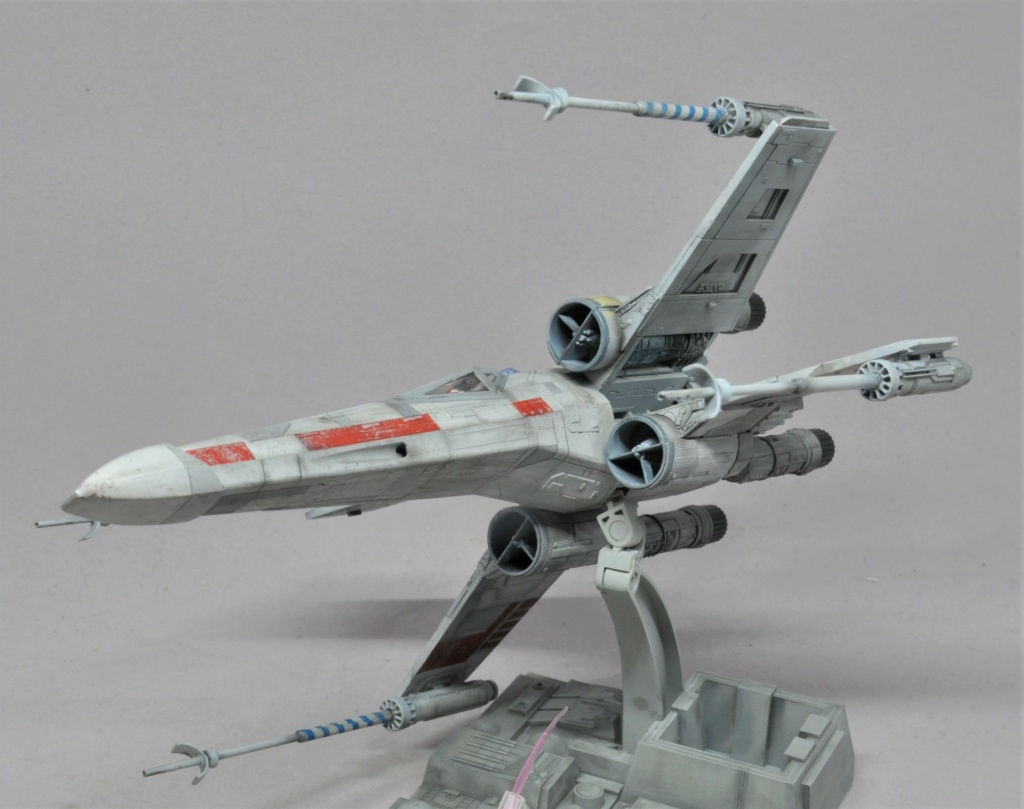 Star Wars X-Wing - Bandai 1/72 Dsc_1949