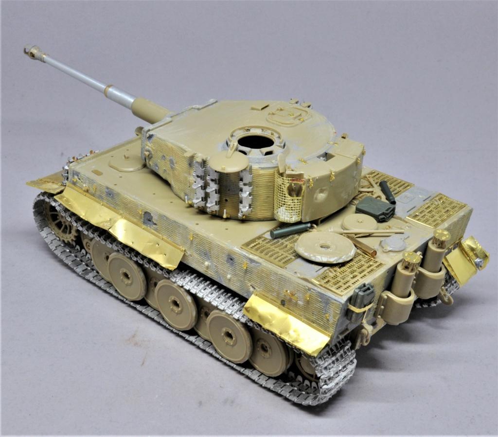 """""""Ein letztes Mal ?"""" Tiger 1 mid prduction - Panzer Division Müncheberg - Tamiya - 1/35 Dsc_1963"""